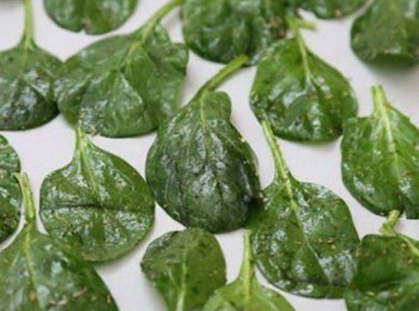 Spinach Chips Recipe