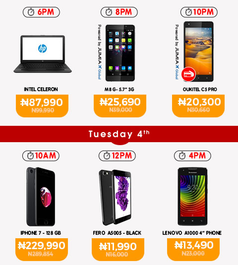 Jumia Turns 5 Today And They're Selling Products At Almost 60% Discount 1