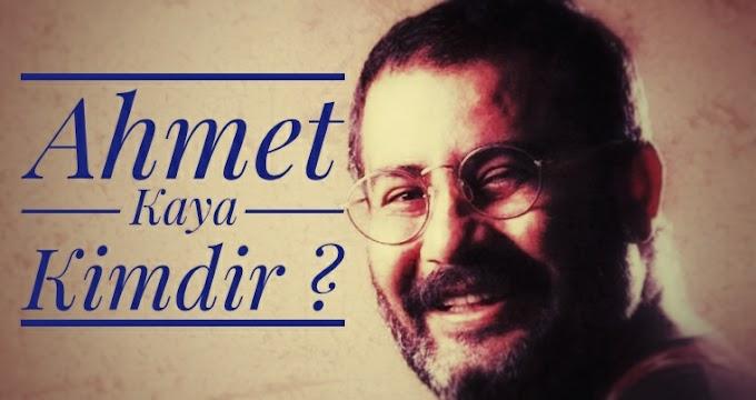 Ahmet Kaya Sözleri ! Ahmet Kaya kimdir Ahmet Kayanın Hayatı