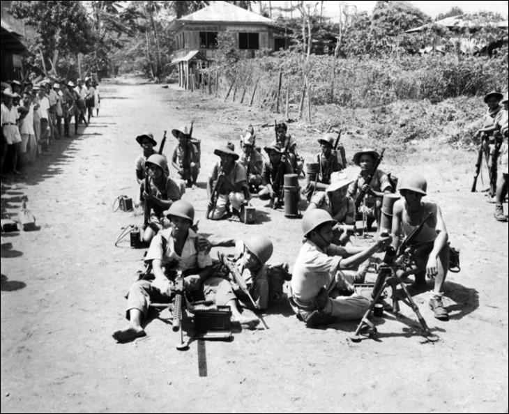 Filipinas - Segunda Guerra Mundial