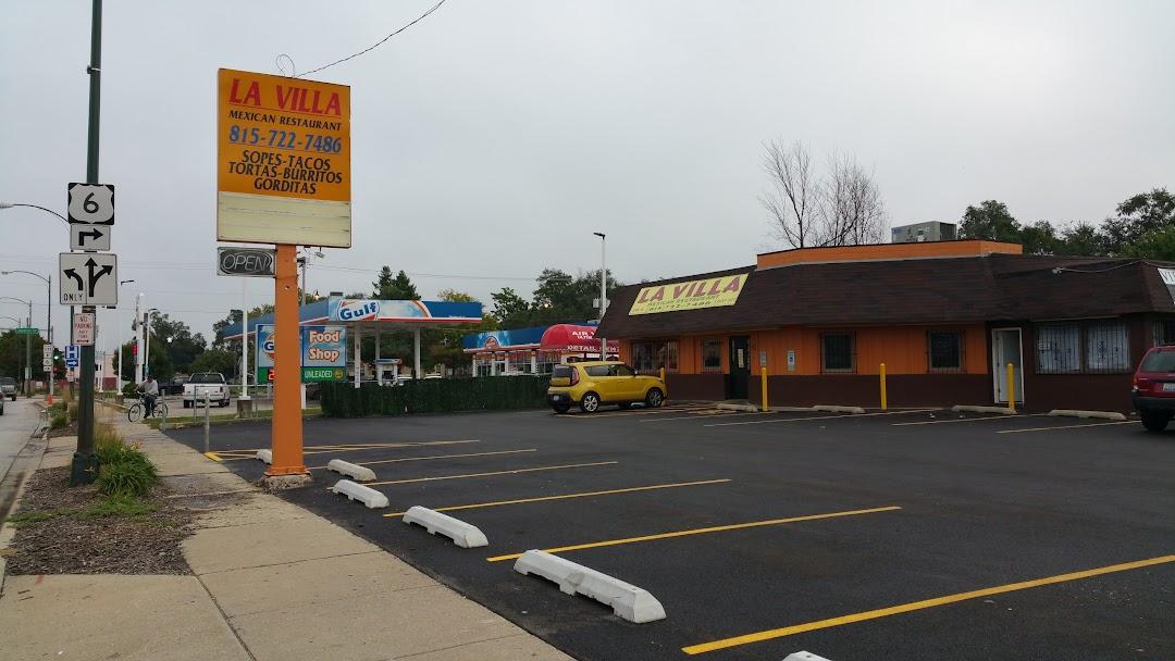 La Villa Restaurant Mexican Restaurant In Joliet