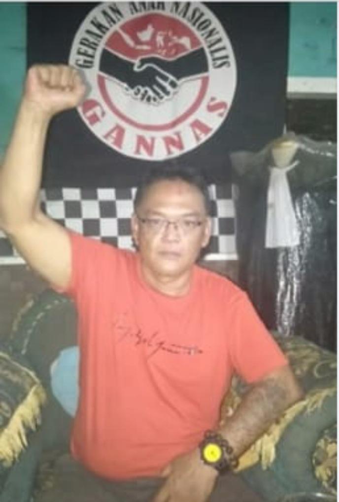 Ketua LSM GANNAS Himbau Masyarakat Blitar Memilih Dengan Hati Nurani