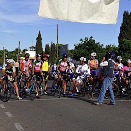 I Carrera de Bicicleta de Carretera Ciudad de Montijo