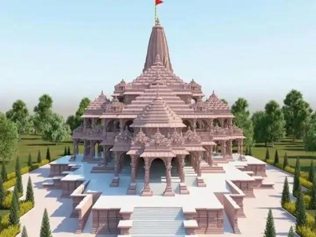 वायरल न्यूज़ : बिहार में कम पर गए राशिद, राम मंदिर चंदा देने के लिए ,