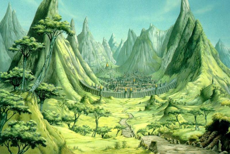 Walled, Fantasy Scenes 1