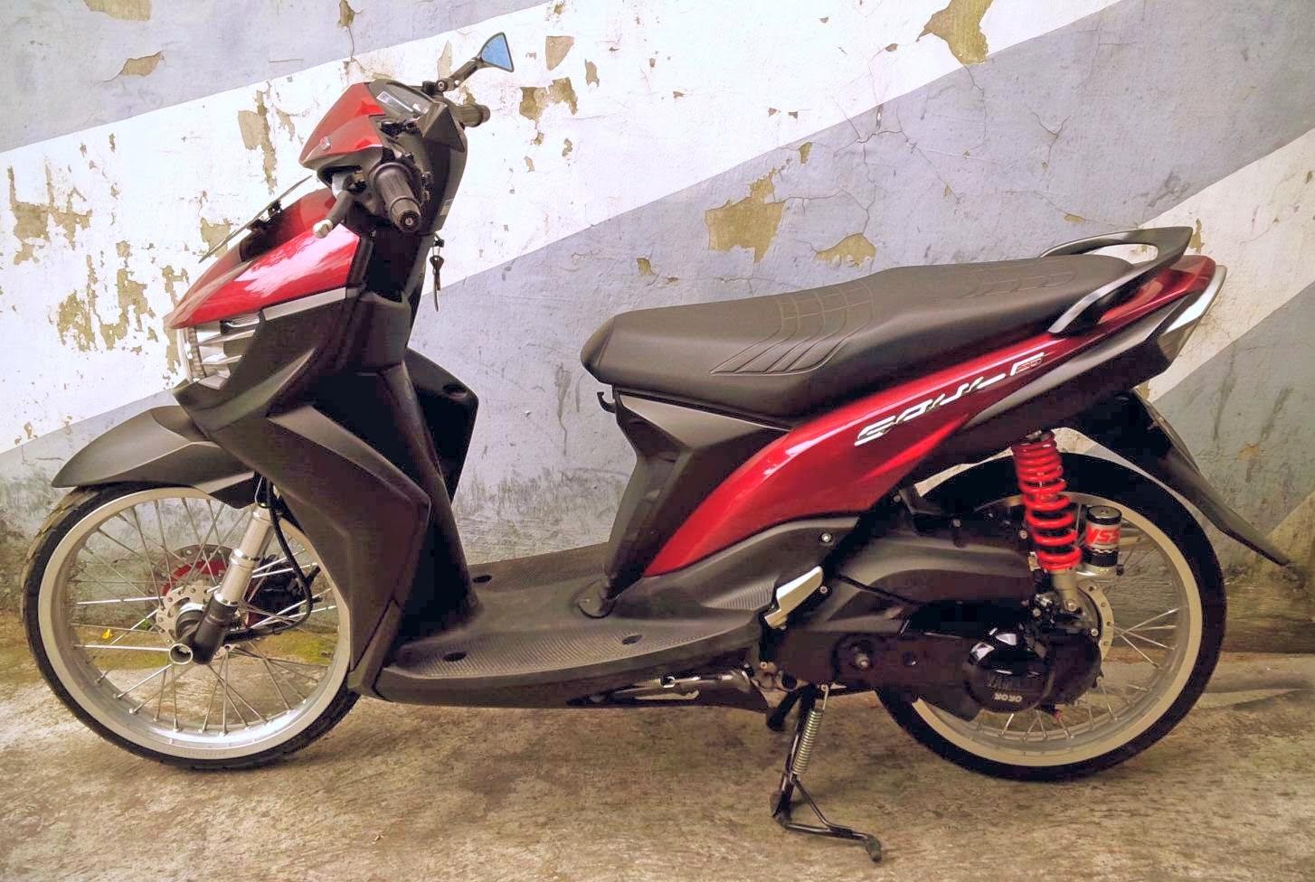 Modifikasi Mesin Yamaha Soul Gt