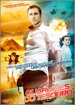 Filme Poster Guardiões do Tesouro DVDRip XviD Dual Audio & RMVB Dublado