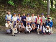城東へら研のみなさん (2015.05.17)