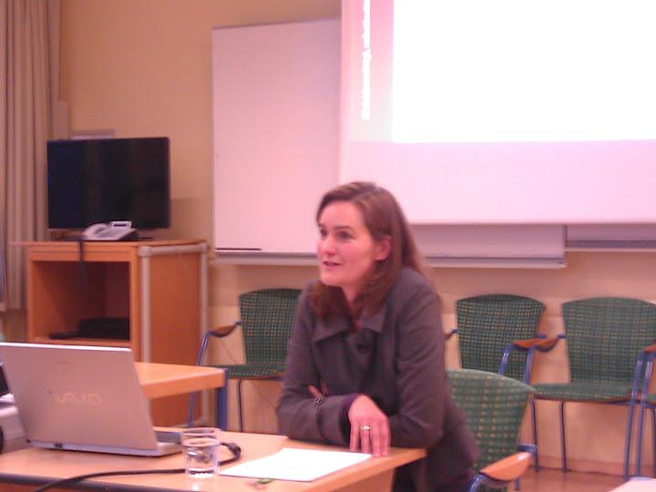 RAin Claudia Sippel von Terre de Femmes e.V.