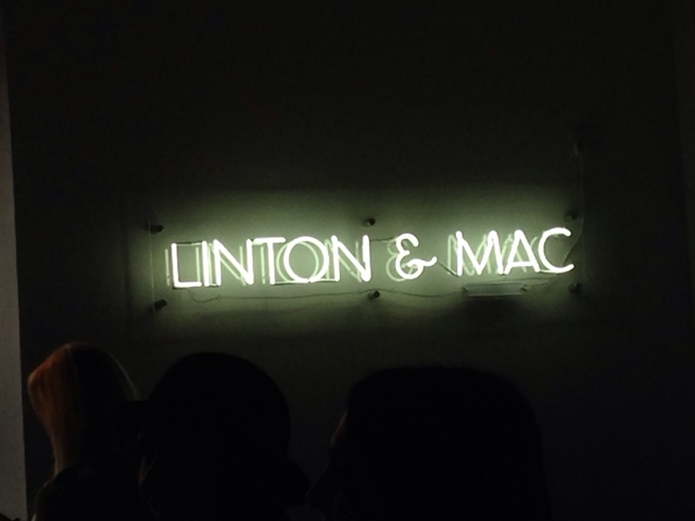 Linton and Mac
