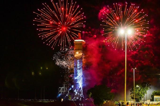 PARQUE DO RIO BRANCO  Boa Vista ganha seu maior complexo turístico