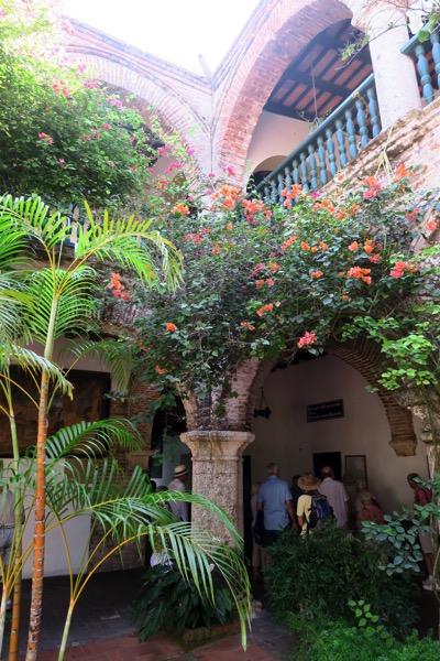 Monestary Courtyard 002
