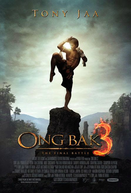 Poster Of Ong Bak 3 (2010) Full Movie Hindi Dubbed Free Download Watch Online At Alldownloads4u.Com