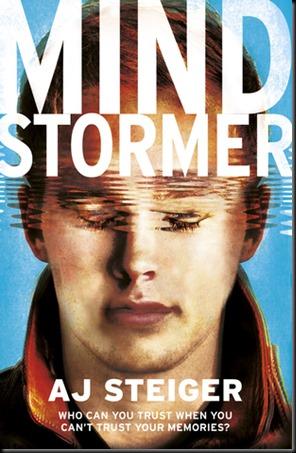 Mindstormer  (Mindwalker #2)