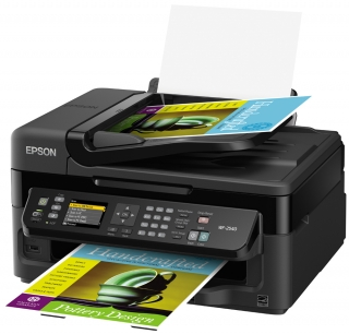 Drivers & Downloads Epson WorkForce WF-2540WF printer for All Windows