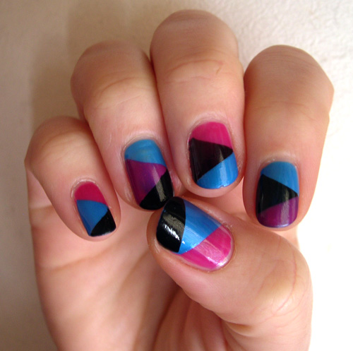 Quel scotch pour nail art