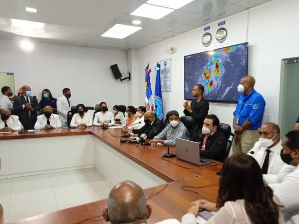 Daños que ha provocado Grace en República Dominicana