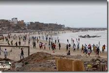 La beneficenza per l'Africa subsahariana finisce in Francia