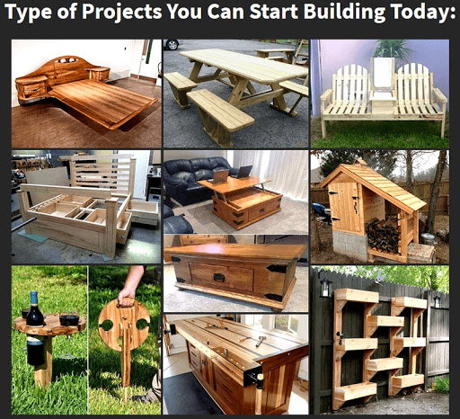Woodworking - Type of Projects You Can Start Building Today
