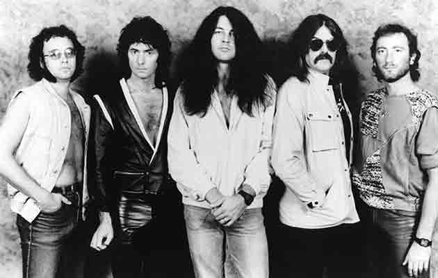 Deep Purple Perkenalkan Album Terbaru 2017 'Infinite' Dan Single Terbaru 'Time For Badlam'