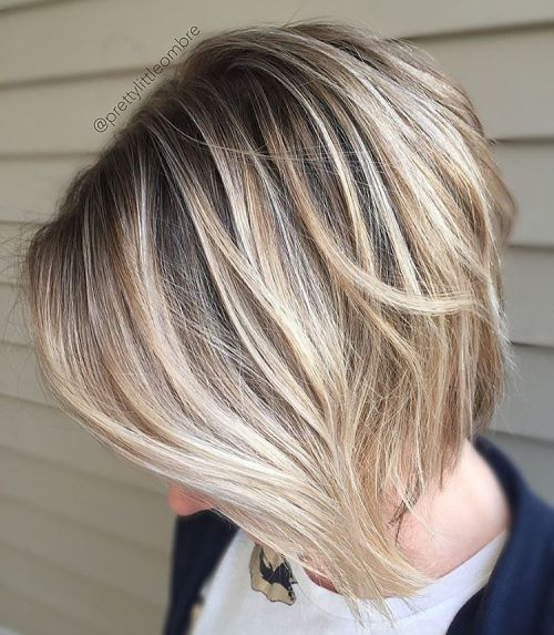 Perfect haircuts for fine hair women In 2018 3