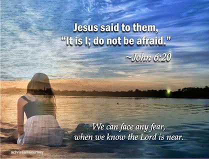 Hasil gambar untuk John 6:20