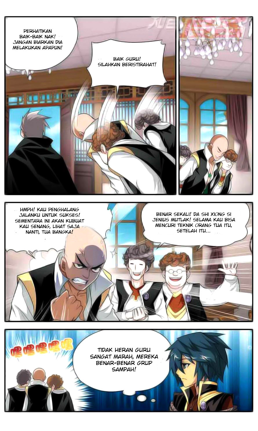 Dilarang COPAS - situs resmi www.mangacanblog.com - Komik battle through heaven 038 - chapter 38 39 Indonesia battle through heaven 038 - chapter 38 Terbaru 13|Baca Manga Komik Indonesia|Mangacan