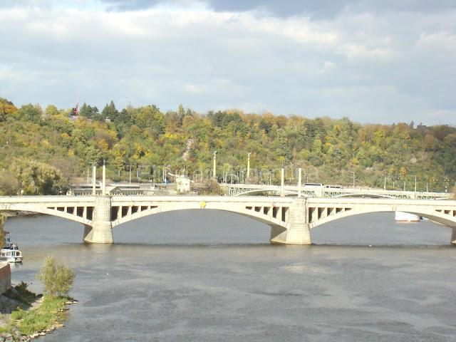 Río Moldava, Isla de Kampa, Praga,  Elisa N, Blog de Viajes, Lifestyle, Travel