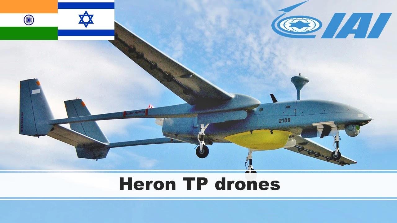 Israeli Heron TP drones : an eye on China | IAI Eitan | heron tp specifications, Price