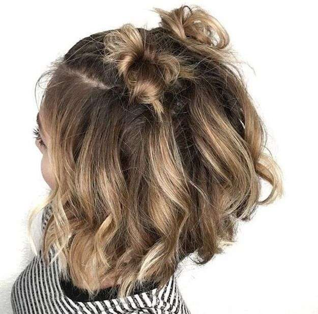 +9 Medium Length Haircuts For Women's 2018 3
