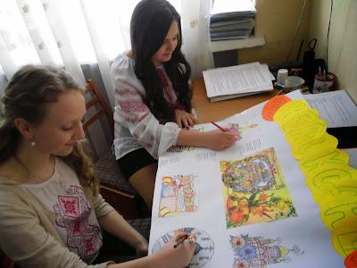 Робота комісії  з питань культури та дозвілля шкільного самоврядування