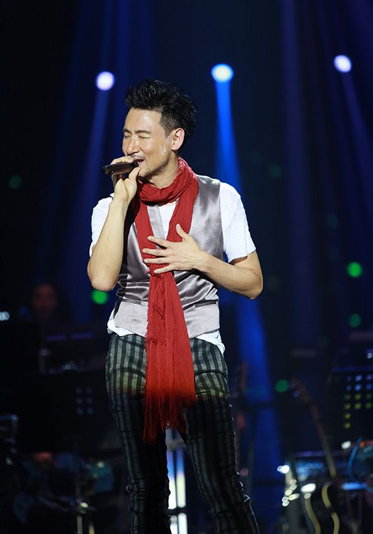 Jacky Cheung / Zhang Xueyou China Actor