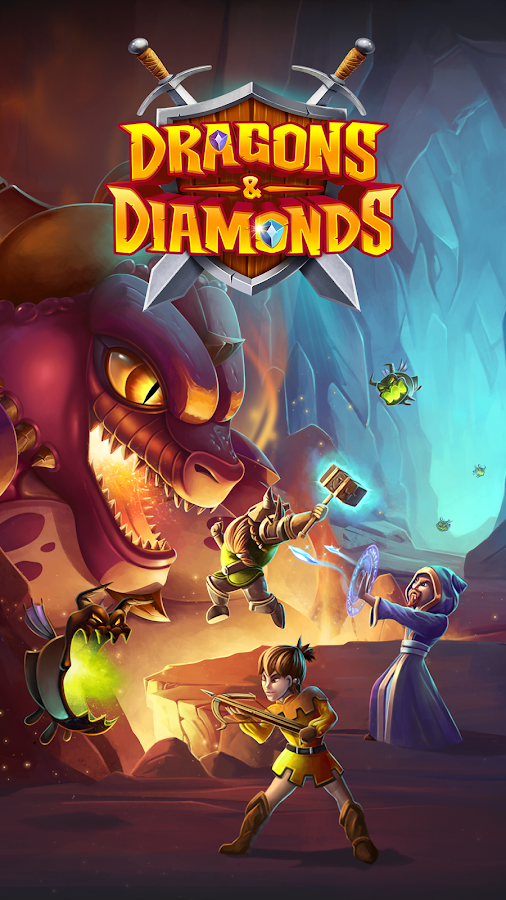 Dragons & Diamonds- screenshot