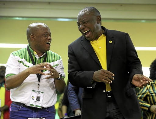 ANC KZN faction plots to remove president Ramaphosa