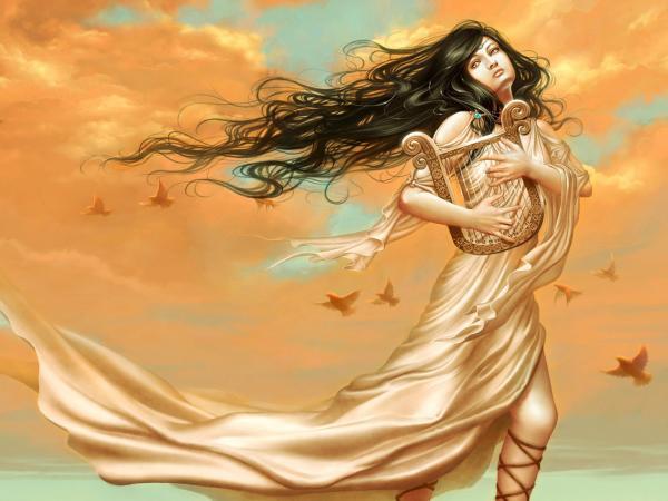 Romantic Elf, Fantasy Girls 1