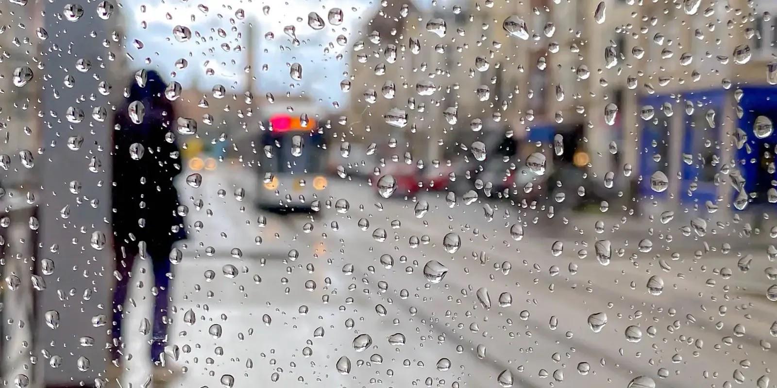 امطار غزيرة وانخفاض في درجات الحرارة بداية من الغد