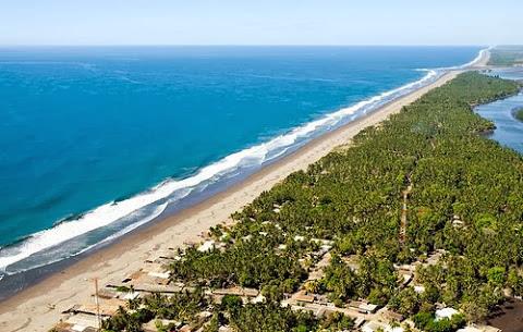 Principales playas de El Salvador