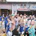 Warga Koto Tinggi Yakin Fikar dan Yos Menang di Pilwako Sungai Penuh