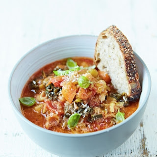 Minestrone Soup With Leeks Recipes