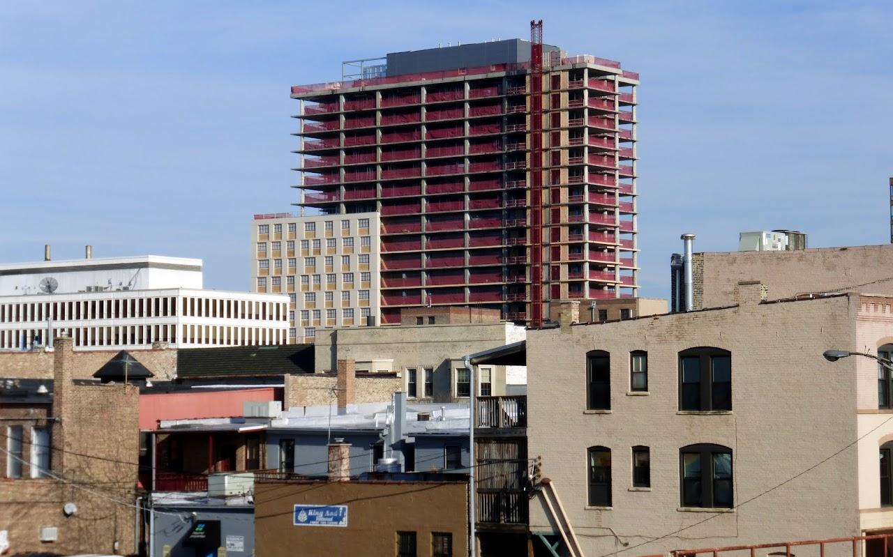 1 Franklin Street 42 Floors