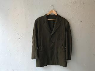 Yohji Yamamoto Pour Homme Jacket