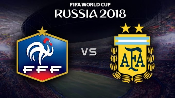 World Cup!! France vs Argentina Tomorrow @ 3:00pm