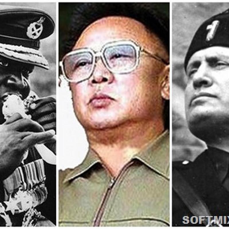Любимая еда безжалостных диктаторов