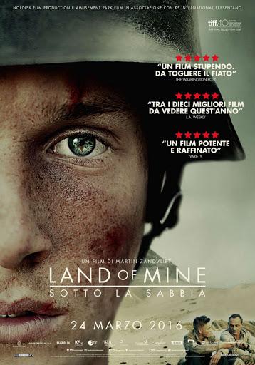 Land of Mine - Vùng Đất Tử Thần