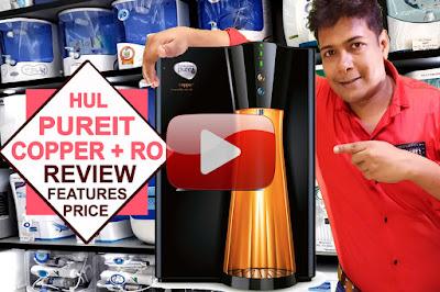 PUREIT COPPER PLUS RO+UV+MF WATER PURIFIER