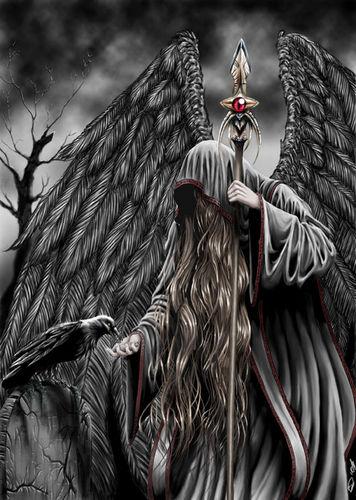 Angel Of Black Death, Angels 5