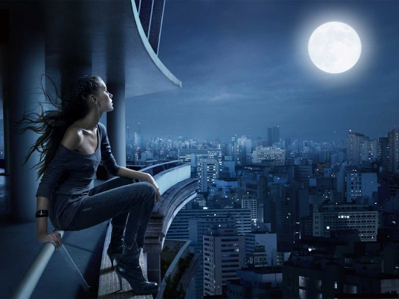 Moon Calls In The City, Moon Magic