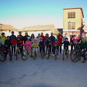 Día de la Bici - 9 Noviembre 2014