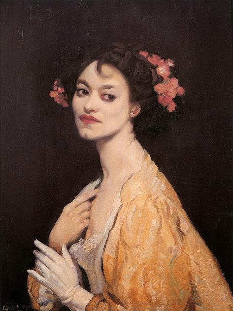 George Lambert - The Dancer,1911