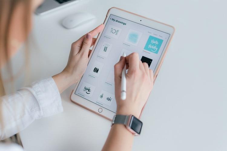 Tablet atau iPad